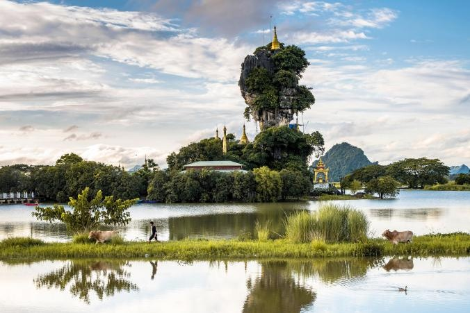 Nhung ngoi chua linh thieng cua Myanmar hinh anh 7