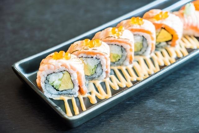 10 loai sushi cuon hap dan nhat the gioi hinh anh 3