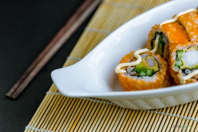 10 loai sushi cuon hap dan nhat the gioi hinh anh 10