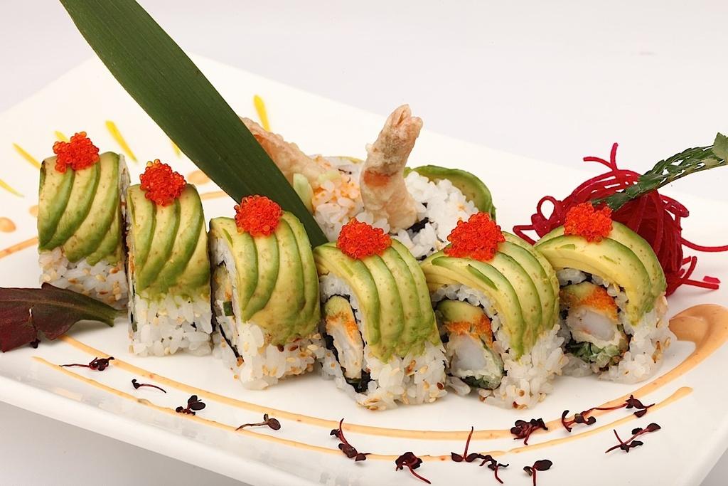 10 loai sushi cuon hap dan nhat the gioi hinh anh 4