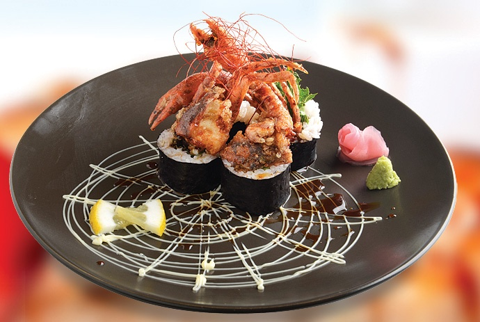 10 loai sushi cuon hap dan nhat the gioi hinh anh 9