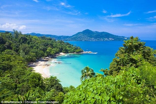 10 bai bien dep nhat Thai Lan hinh anh 6