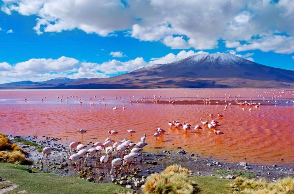 Những Hồ Nước Có Màu Sắc Tuyệt đẹp Trên Thế Giới địa điểm