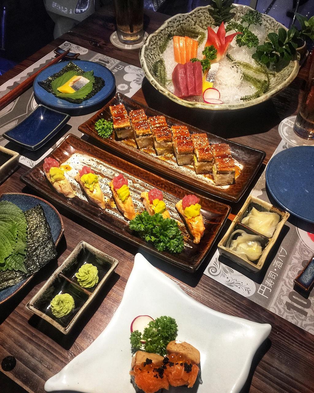 7 quan sushi cac food blogger review ban nen an thu hinh anh 6