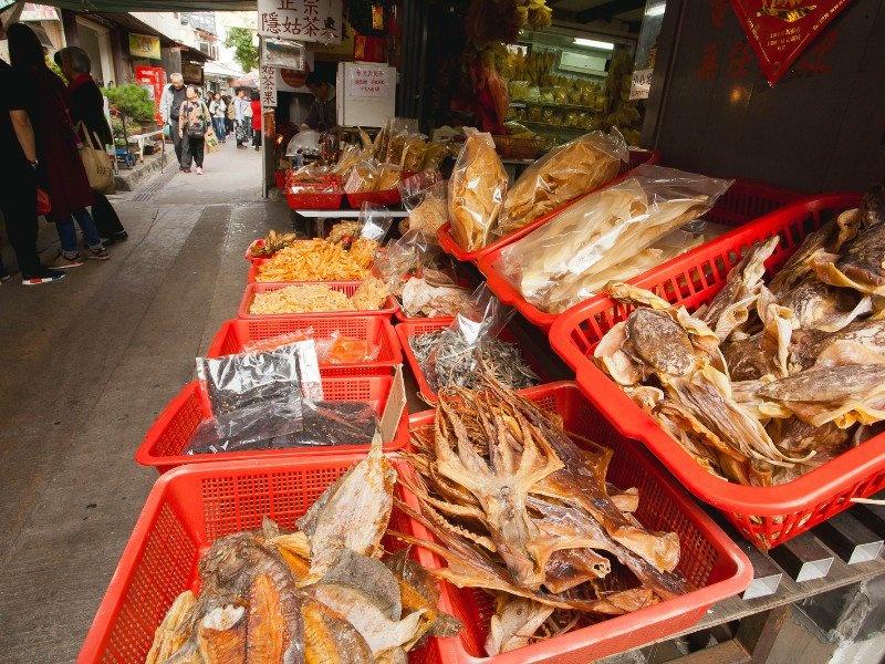 Tham 10 khu cho duong pho noi tieng o Hong Kong anh 8