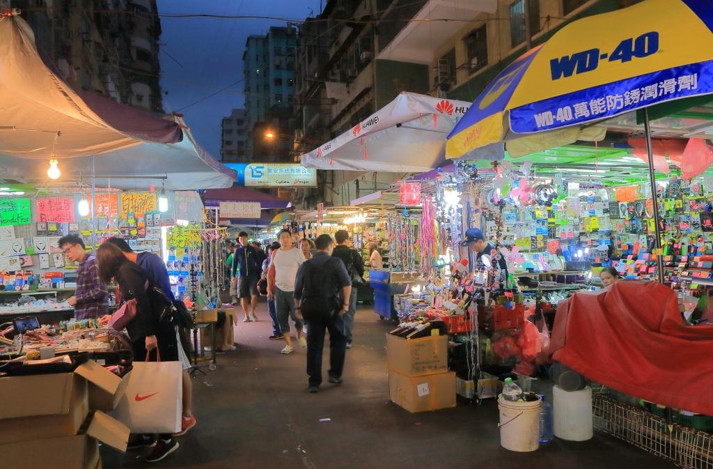 Tham 10 khu cho duong pho noi tieng o Hong Kong anh 4