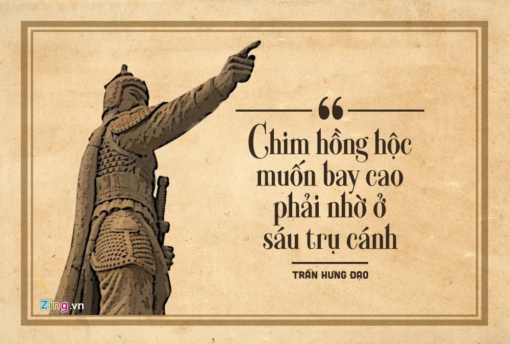 10 cau noi luu danh su sach cua Hung Dao Vuong Tran Quoc Tuan hinh anh 2