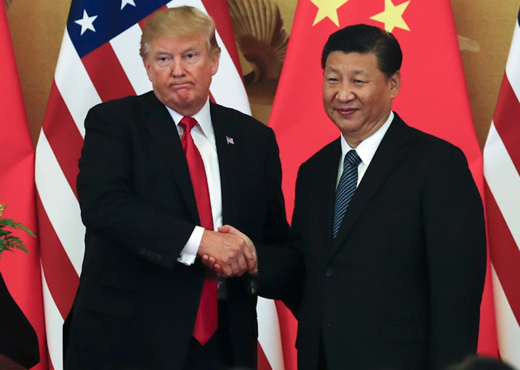 Sau cang thang APEC, cho doi 'them ap luc' giua ong Trump - Tap o G20 hinh anh 3