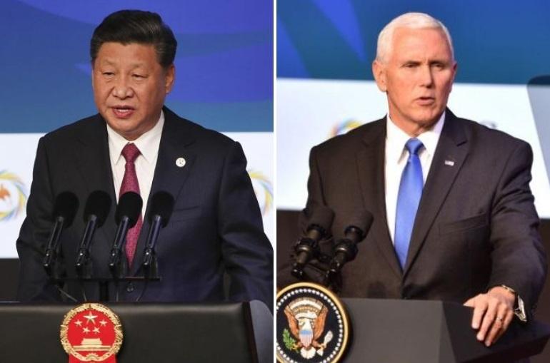 Sau cang thang APEC, cho doi 'them ap luc' giua ong Trump - Tap o G20 hinh anh 1