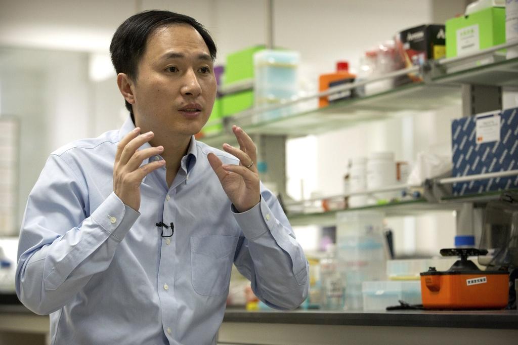 dieu chinh gen khang nhiem HIV anh 1