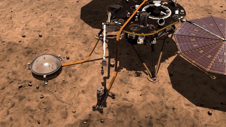 '7 phut kinh hoang' khi tau vu tru NASA ha canh xuong sao Hoa hinh anh 2