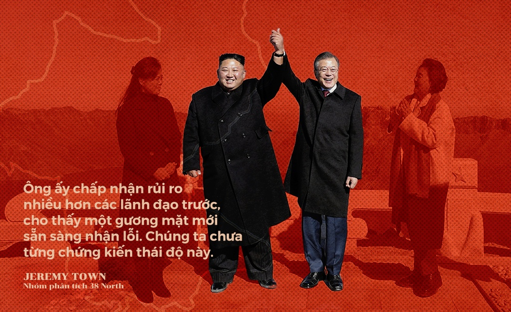 Kim Jong Un - tu tuong 4 sao toi nam van menh cua Trieu Tien hinh anh 10