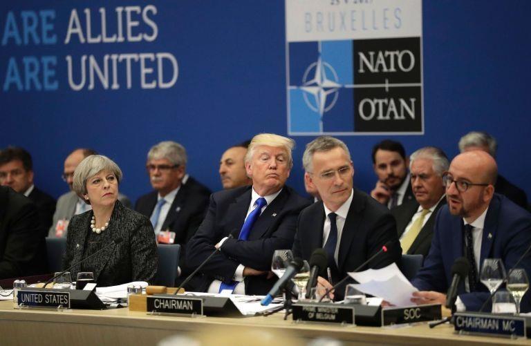 Trung Quoc de doa NATO anh 4