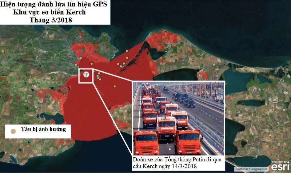 Nga lua GPS bao ve Putin anh 2