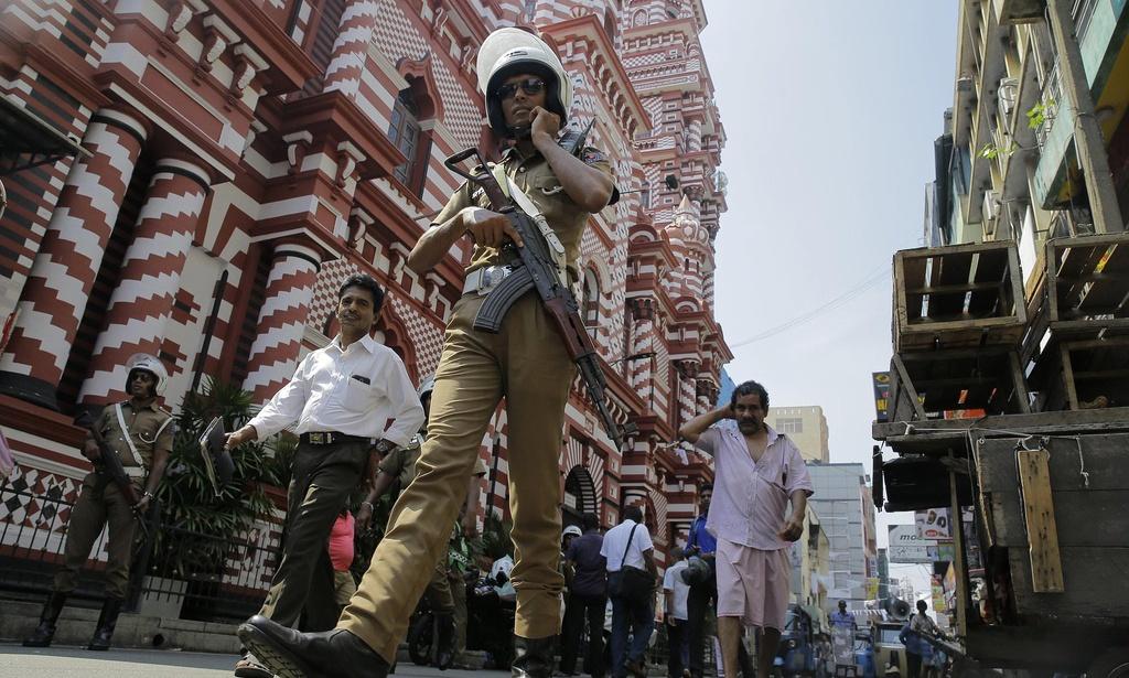 Anh em danh bom tu sat Sri Lanka la con nha tai phiet giau co hinh anh 1