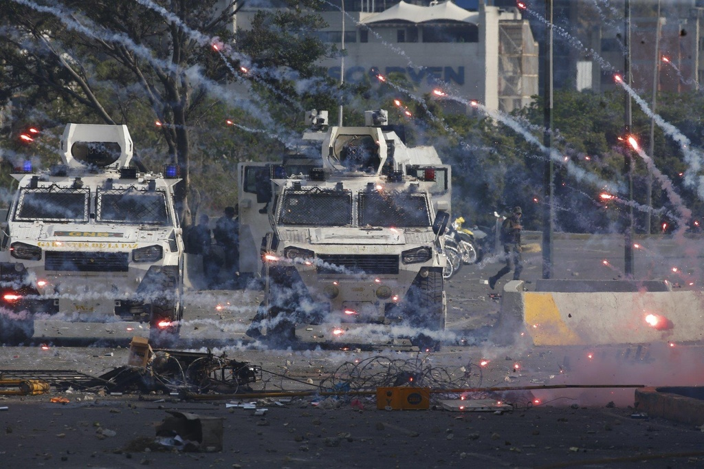 Phe doi lap Venezuela kha nang that bai voi 'canh bac' dao chinh hinh anh 2