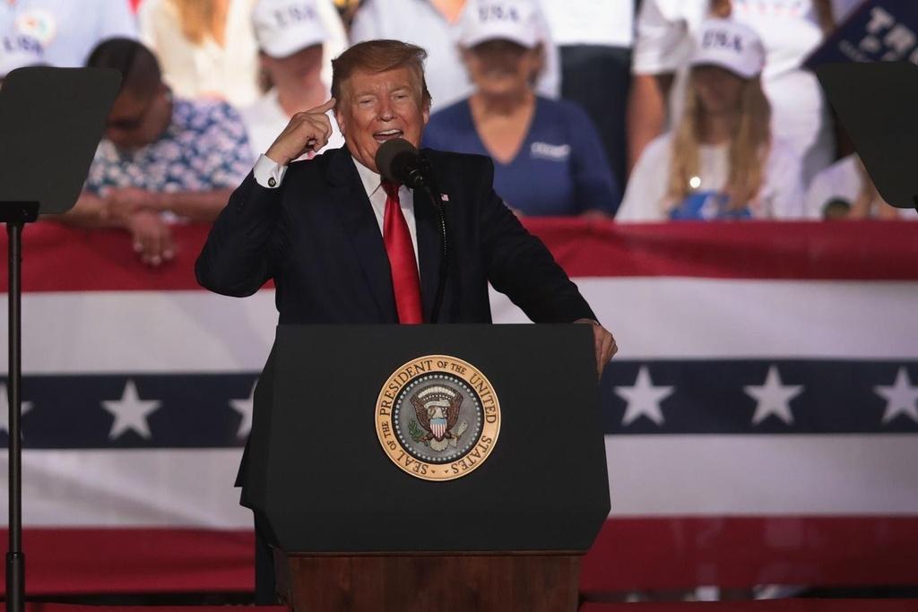 Trump ngua bai tranh cu anh 3