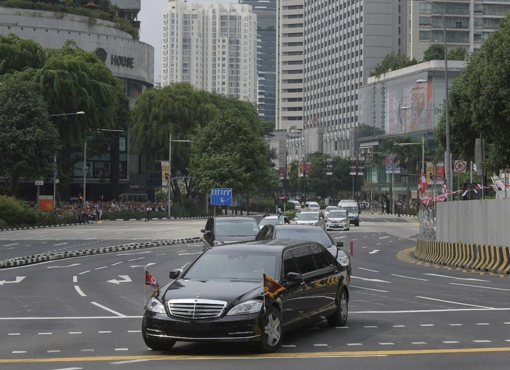 sieu xe cua Kim Jong Un anh 1