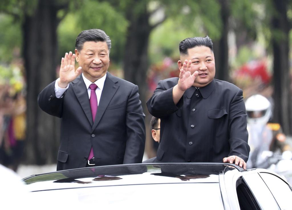 sieu xe cua Kim Jong Un anh 5