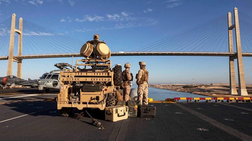 'Mat than' giup chien ham My pha huy 'drone Iran' tren eo bien Hormuz hinh anh 2