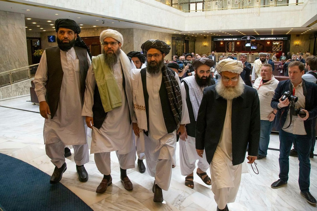 Phan doi hoa dam Taliban, co van dieu hau cua TT Trump bi loai ra ria hinh anh 3