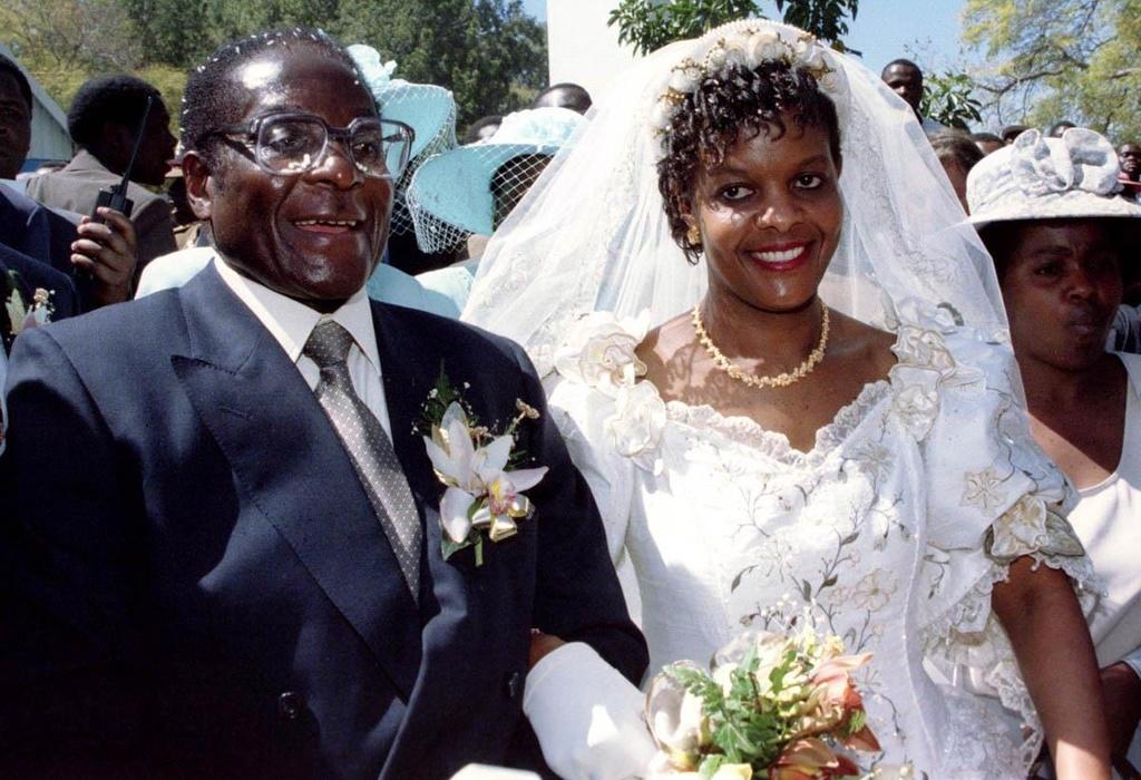 cuu tong thong Robert Mugabe anh 12