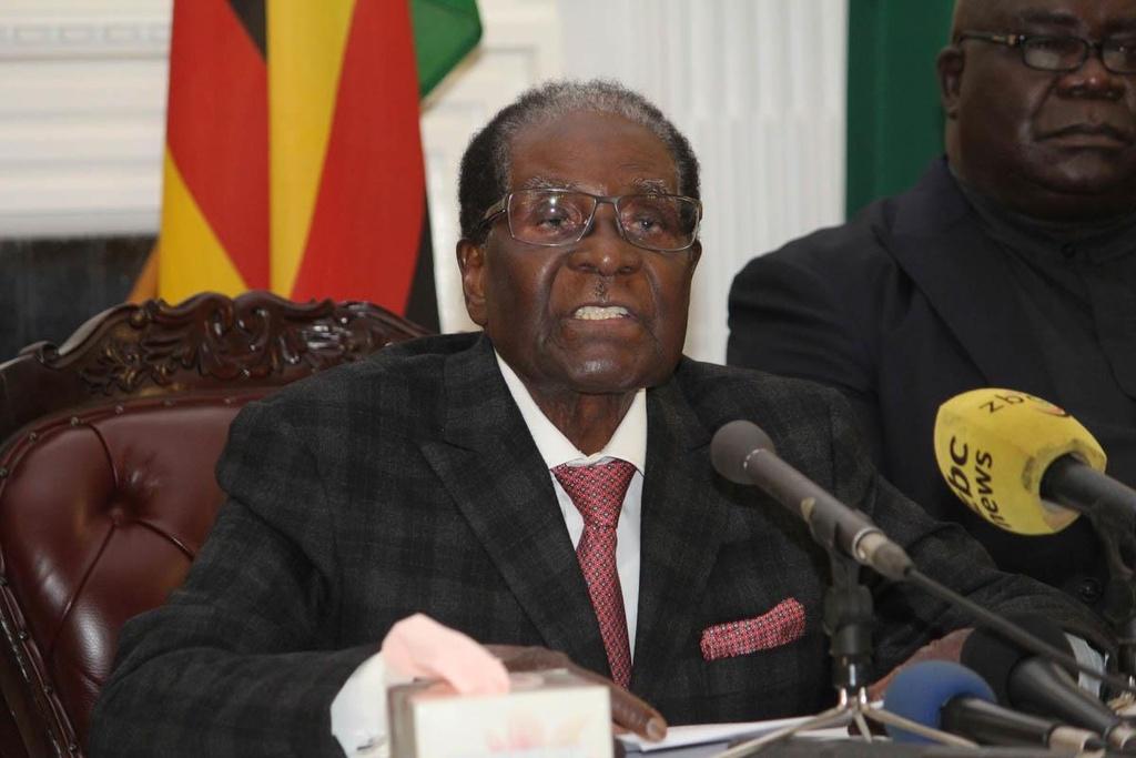 cuu tong thong Robert Mugabe anh 15
