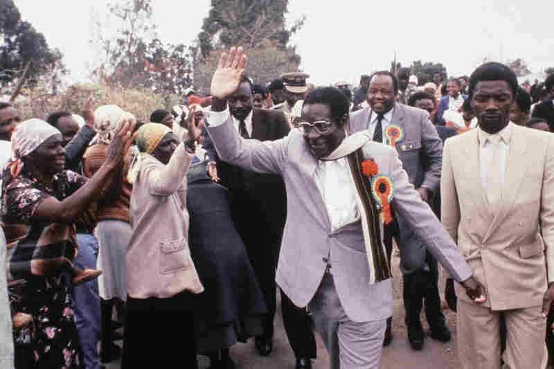 cuu tong thong Robert Mugabe anh 4