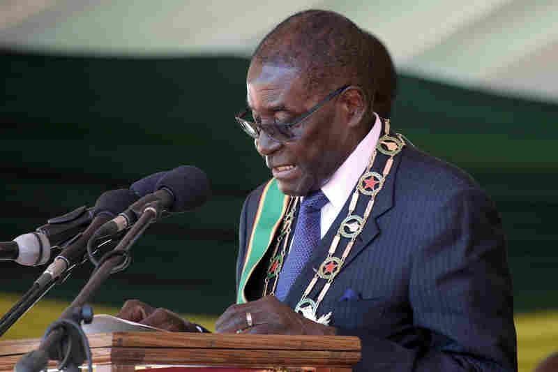 cuu tong thong Robert Mugabe anh 11