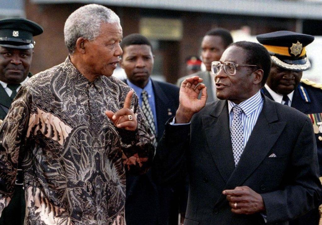 cuu tong thong Robert Mugabe anh 7
