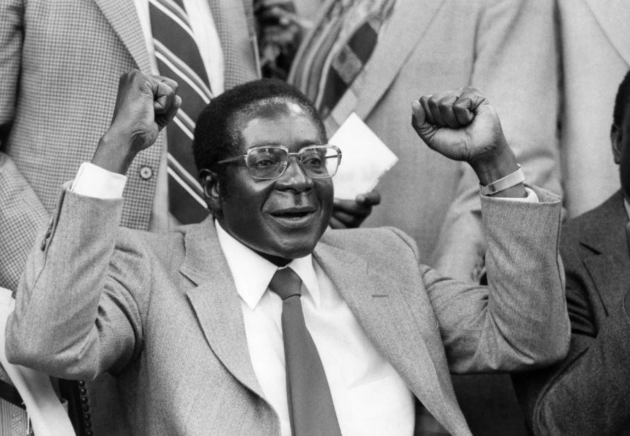cuu tong thong Robert Mugabe anh 6