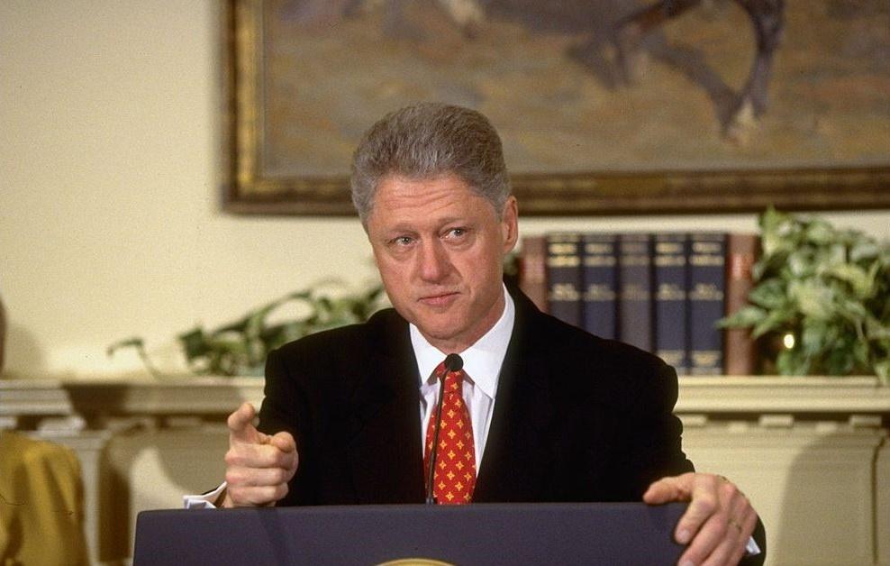 Clinton, Nixon va nhung cuoc dieu tra luan toi chan dong o My hinh anh 3