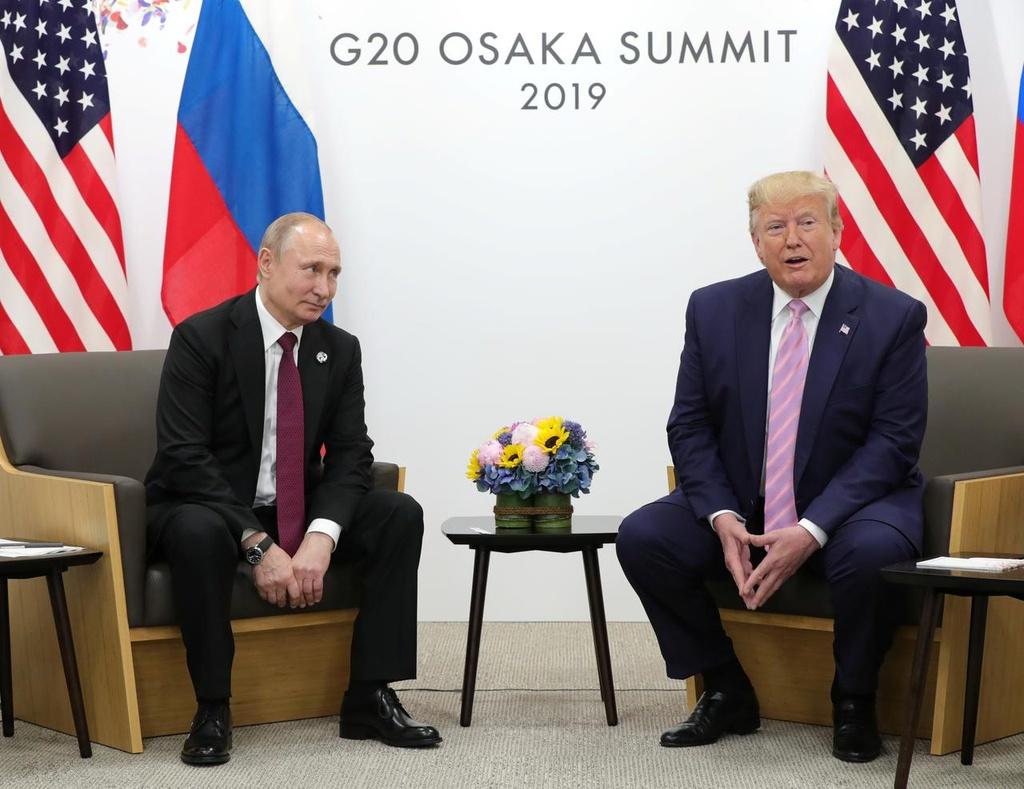 Dien dam Trump-Putin duoc dat vao tam nham anh 2