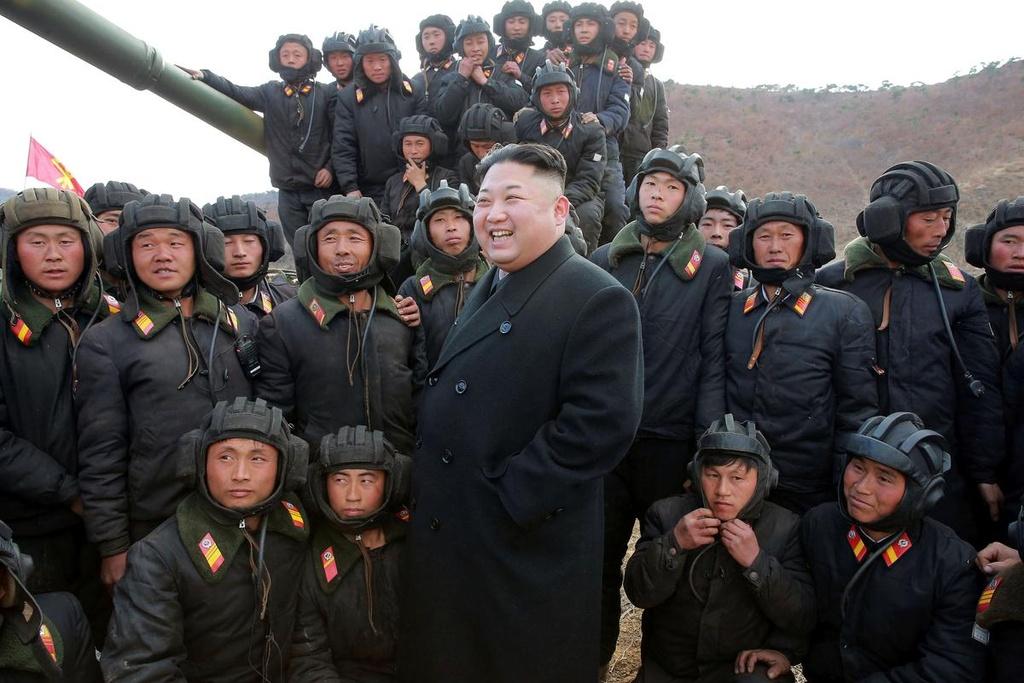 Ong Kim Jong Un cuoi bach ma anh 10