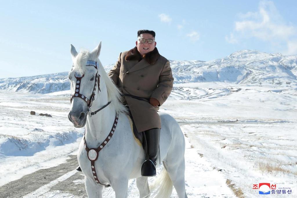 Ong Kim Jong Un cuoi bach ma anh 4