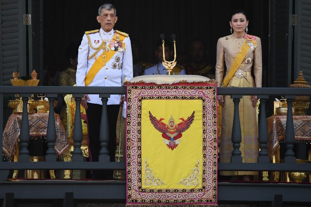 Cuoc canh tranh giua hoang hau va hoang quy phi ben canh nha vua Thai hinh anh 13