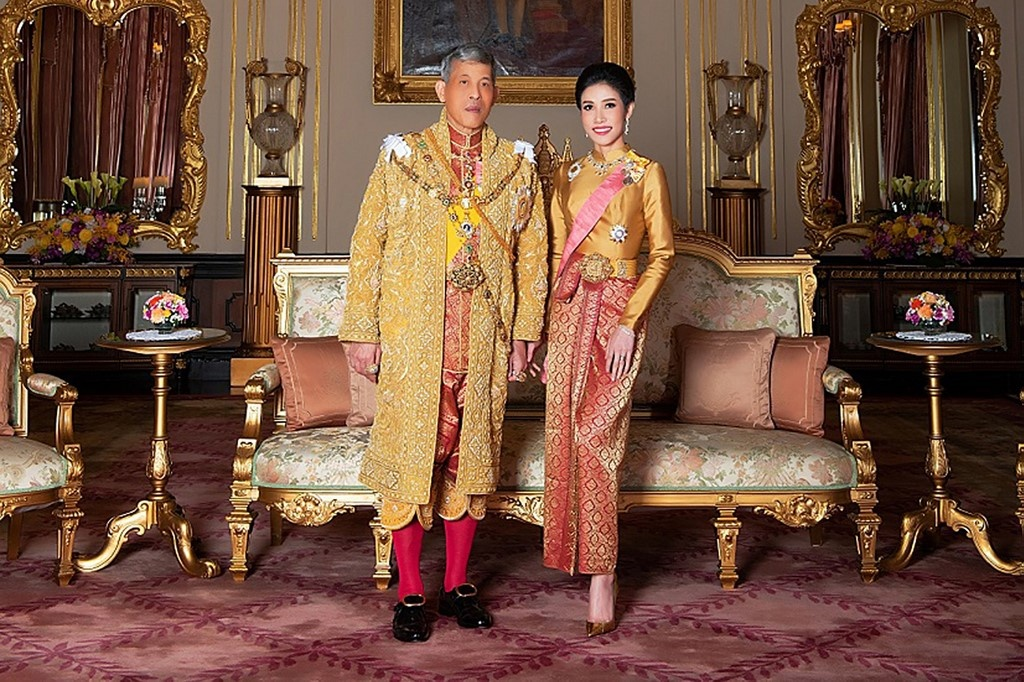 Hoàng quý phi 'ngón tay nhỏ' âm mưu đoạt ngôi hoàng hậu Thái?