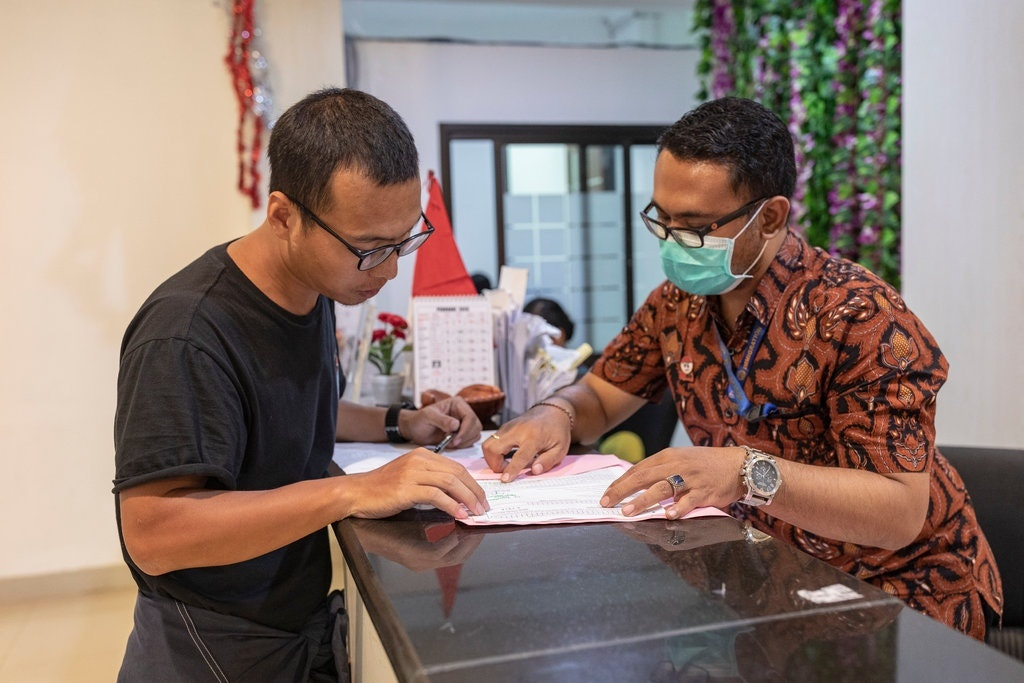 Indonesia la vung khong virus corona anh 2