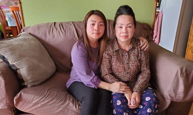 nguoi me Hmong co con bi canh sat ban chet o My anh 3