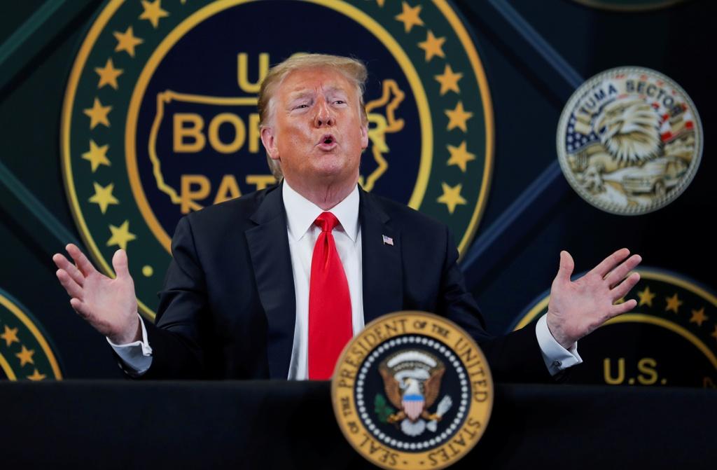 Trump tham tuong bien gioi anh 9