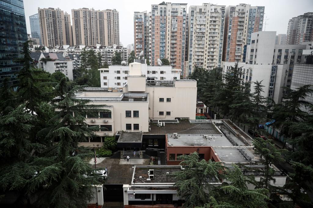 Phái bộ ngoại giao Mỹ tại Thành Đô chính thức hoạt động từ năm 1985, được giới quan sát đánh giá là cơ quan chịu trách nhiệm ghi nhận tình hình tại khu vực Tây Tạng. Ảnh: Reuters.