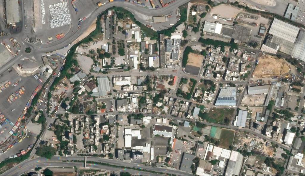 Vu no rung chuyen Beirut anh 7