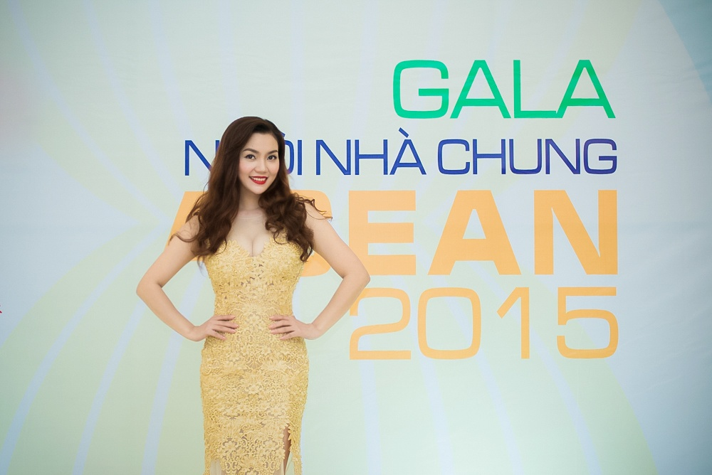 Ngoc Anh, My Linh gay an tuong voi dong nghiep nuoc ngoai hinh anh 1