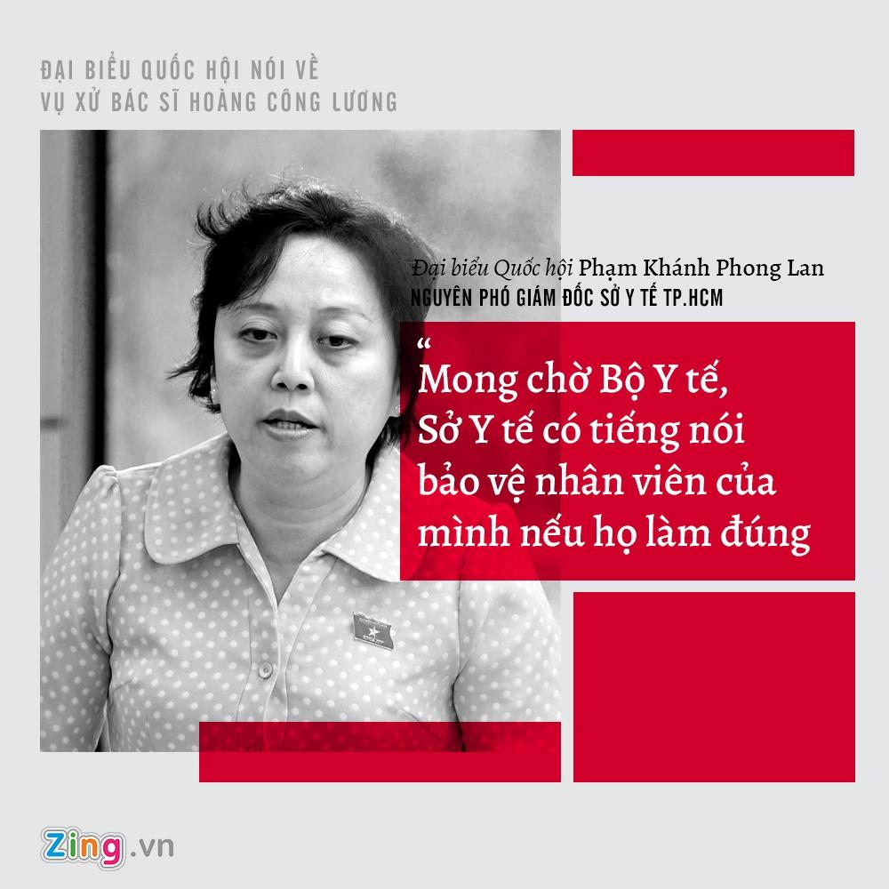 Nhung y kien trai chieu cua dai bieu Quoc hoi khi xu Hoang Cong Luong hinh anh 8