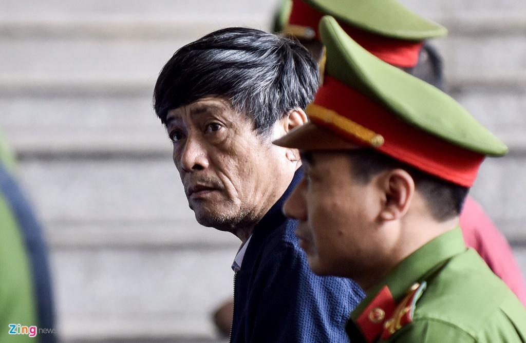 Xet xu Phan Van Vinh,  Nguyen Thanh Hoa anh 1