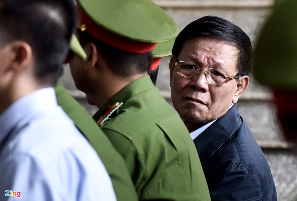 Vi sao Phan Van Vinh, Nguyen Thanh Hoa linh an cao hon muc de nghi? hinh anh 1
