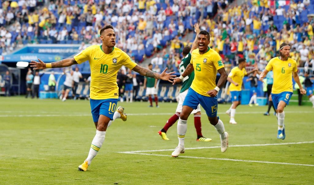 Tai sao Brazil la ung vien so mot cho chuc vo dich? hinh anh 1