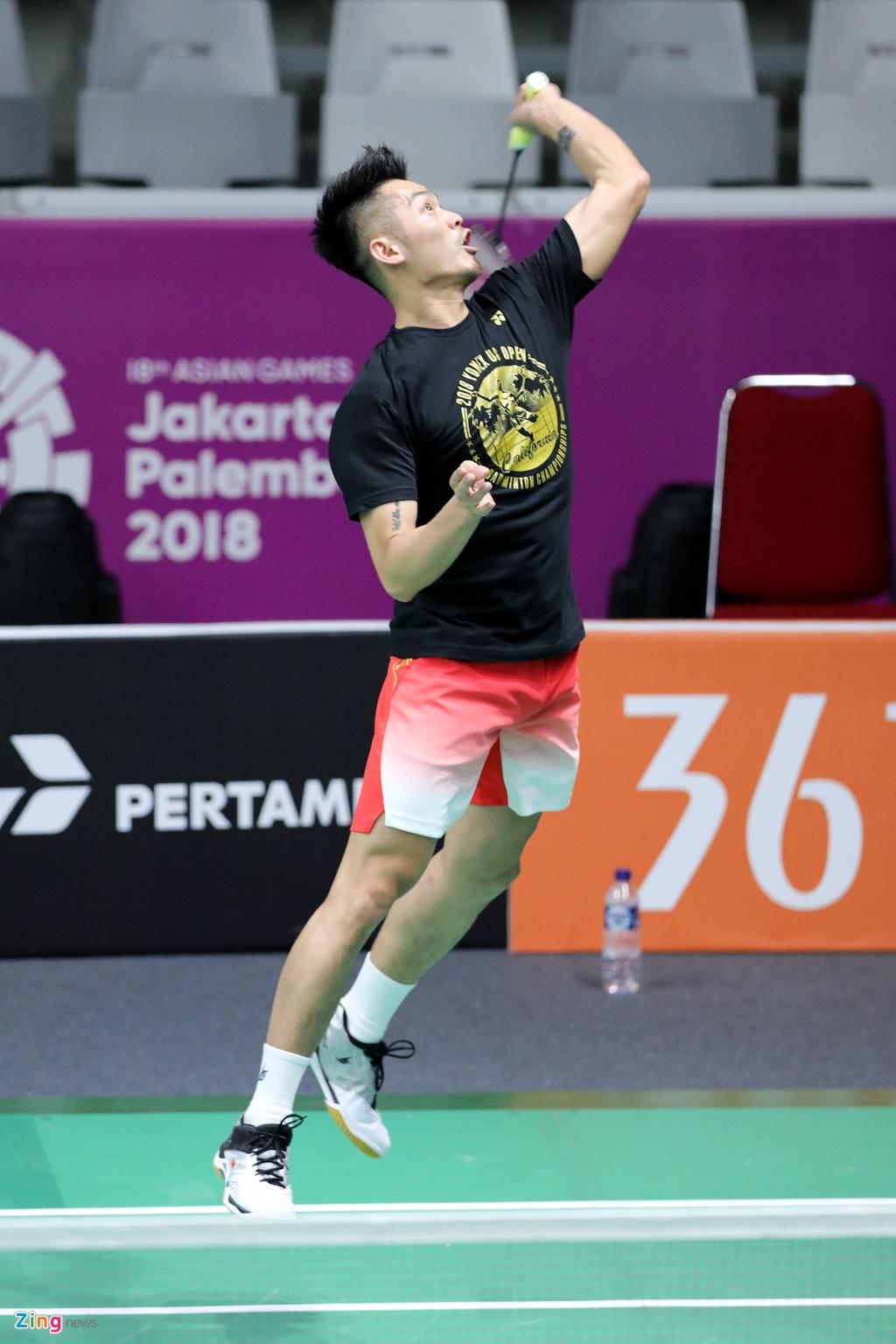 Fan nu Indonesia phat cuong vi Lin Dan, Chen Long o ASIAD hinh anh 3