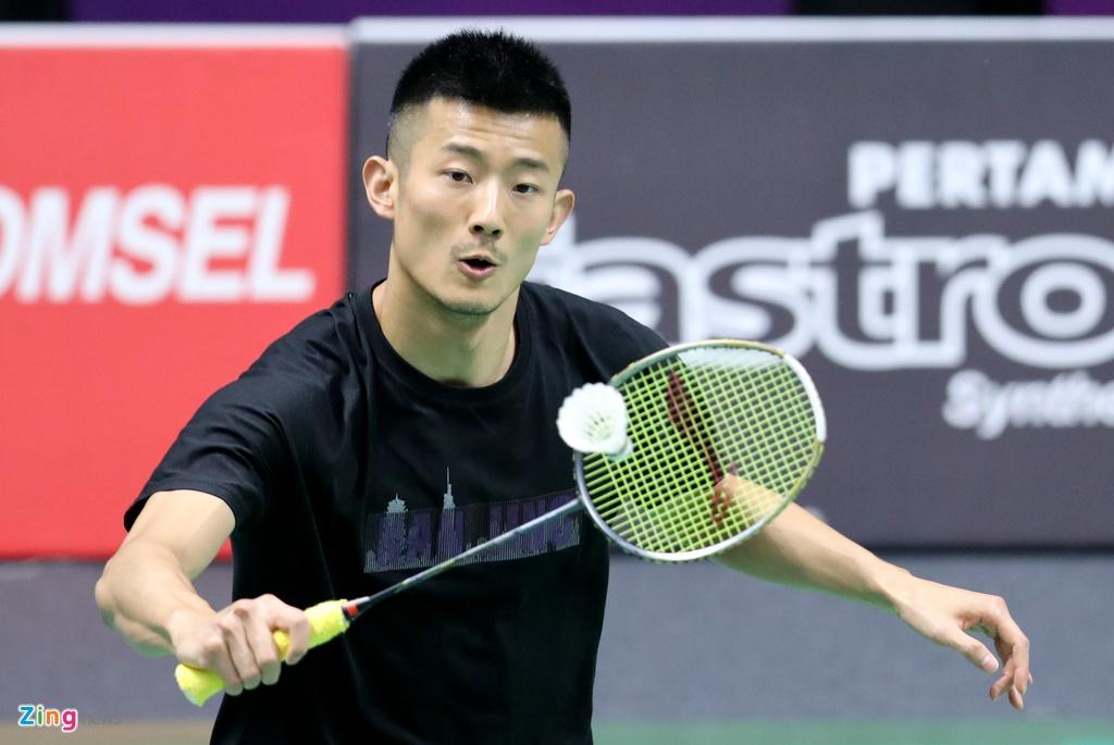 Fan nu Indonesia phat cuong vi Lin Dan, Chen Long o ASIAD hinh anh 4