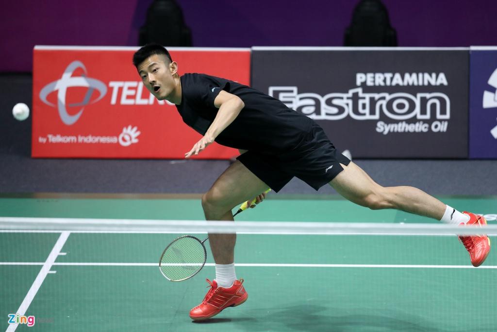 Fan nu Indonesia phat cuong vi Lin Dan, Chen Long o ASIAD hinh anh 5